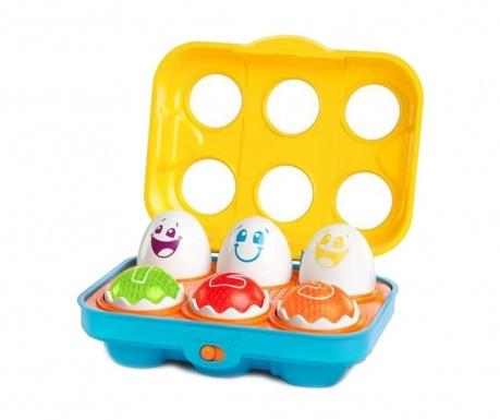 Zabawka stymulująca Eggs