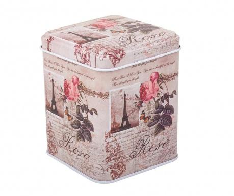 Krabice s víkem Paris Rose