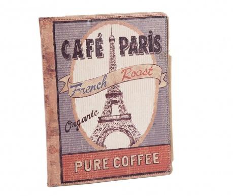 Husa pentru tableta Cafe Paris