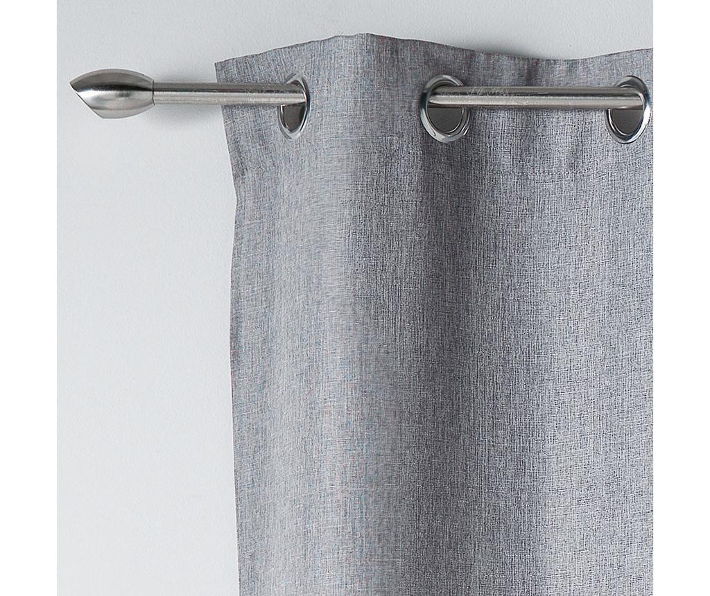 Newton Grey Sötétítő 140x260 cm