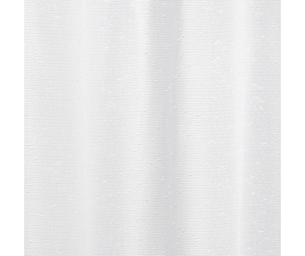 Perdea Dandy White 140x240 cm