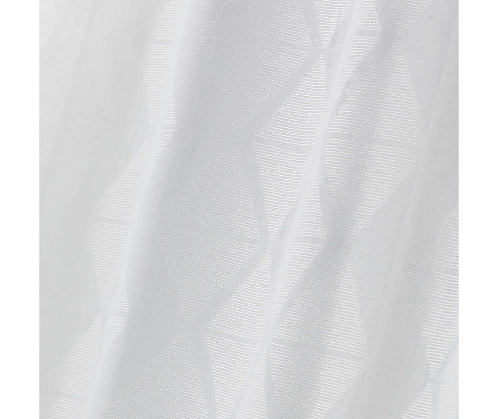 Perdea Lozae White 140x240 cm