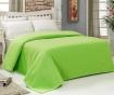 Cuvertura Pique Saza Green 200x200 cm