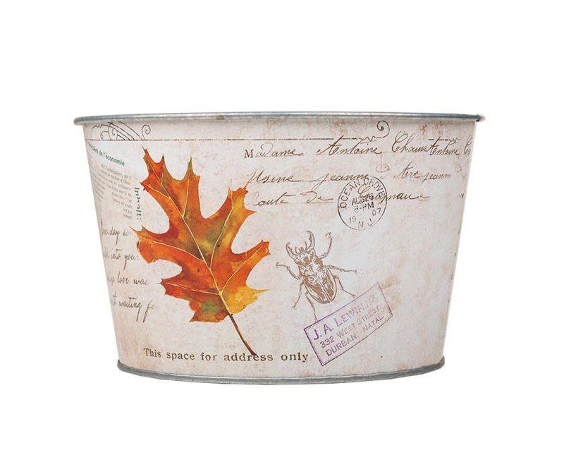 Ghiveci Fall Leaf