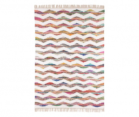 Tepih Boho Chindi Kilim Waves 120x180 cm