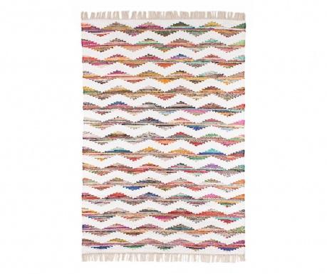 Tepih Boho Chindi Kilim Waves 160x230 cm