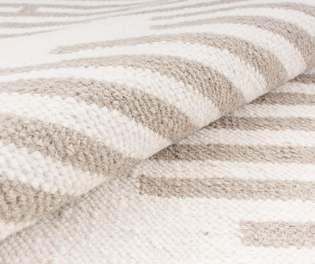 Tepih Vardo Kilim White Sand 120x180 cm