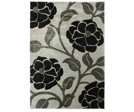 Tepih Vine Grey & Black 160x230 cm
