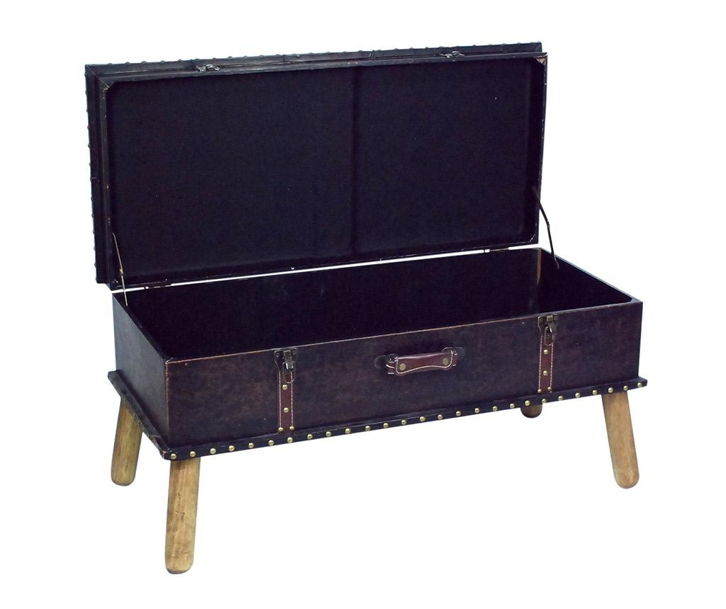 Set - klop in 2 pručki Antique Trunk