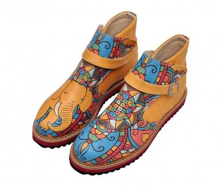 Členková obuv India