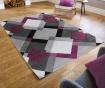 Covor Nimbus Grey & Purple 80x150 cm
