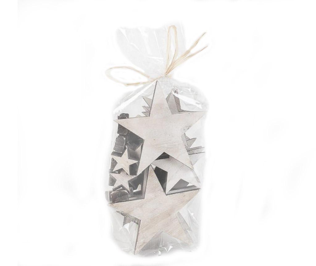 Set 30 decoratiuni Stars