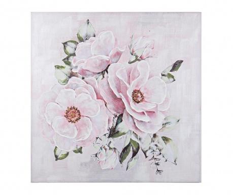 Картина Flores 100x100 см