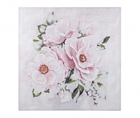 Slika Flores 100x100 cm