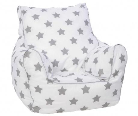 Πολυθρόνα για παιδιά Stella White