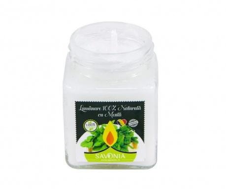 Lumanare parfumata Savonia Mint