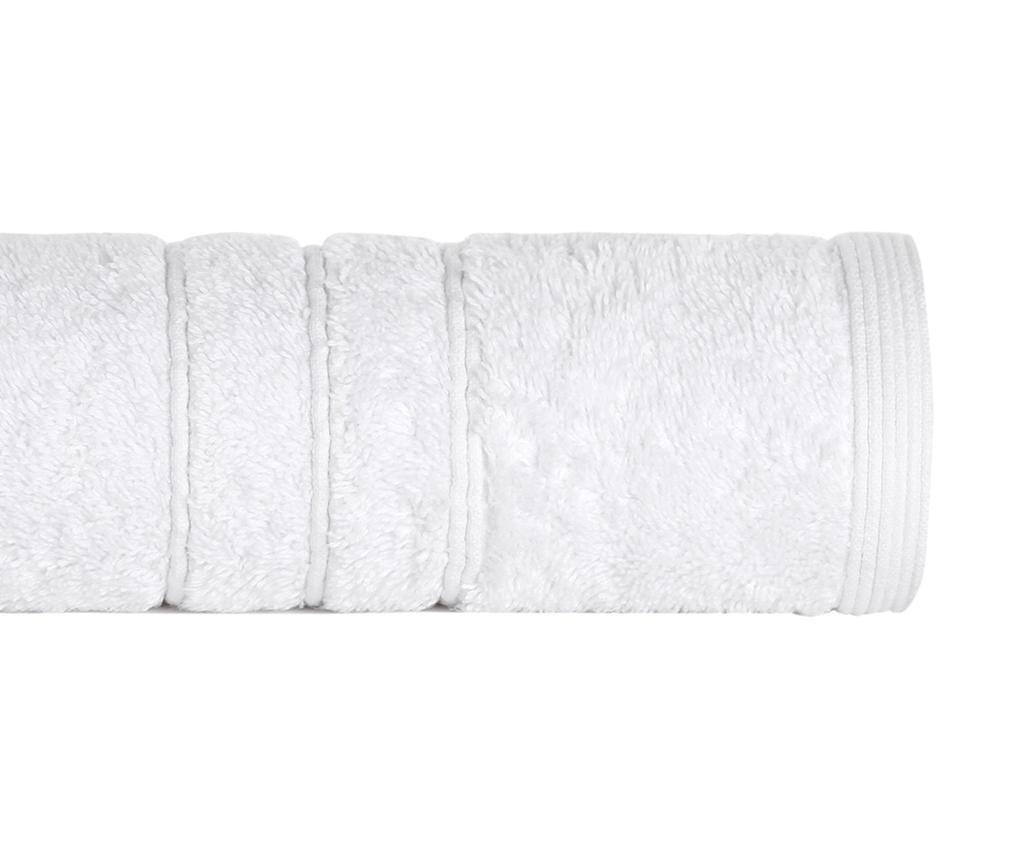 Kopalniška brisača Omega White 100x150 cm