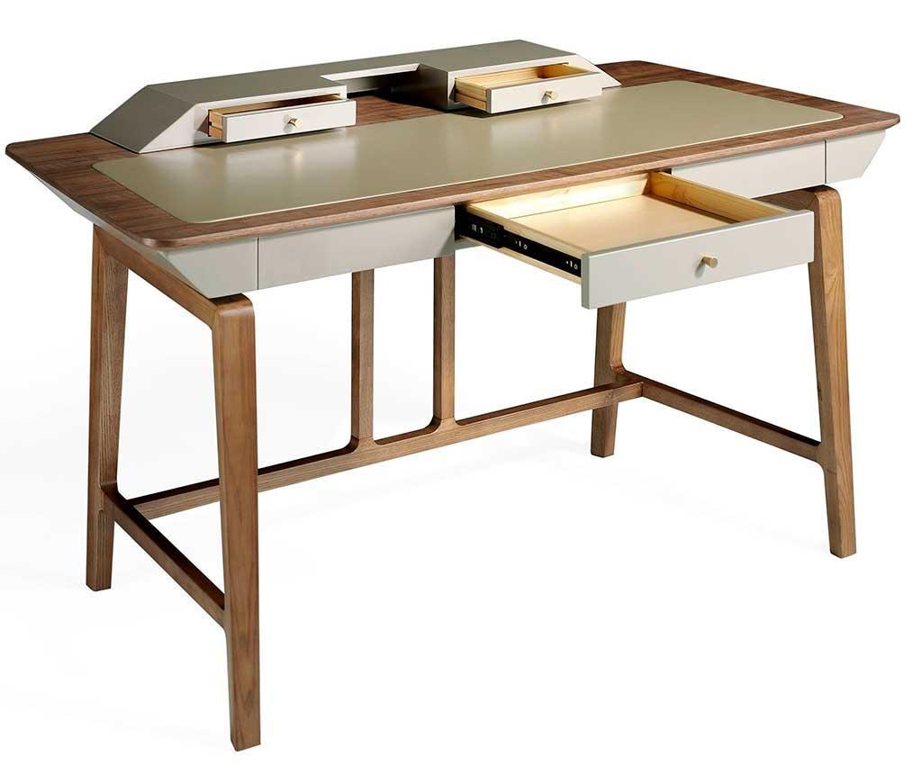Pisalna miza Helen Cream White