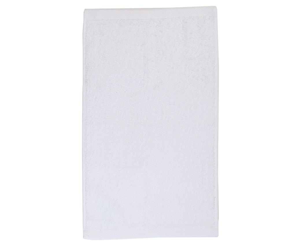 Prosop de baie Alfa White 50x100 cm