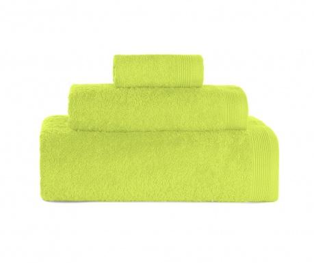 Sada 3 uterákov Delta Lime Green