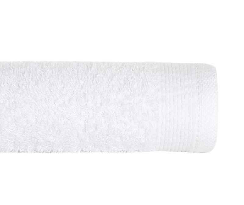 Kopalniška brisača Delta White 50x100 cm