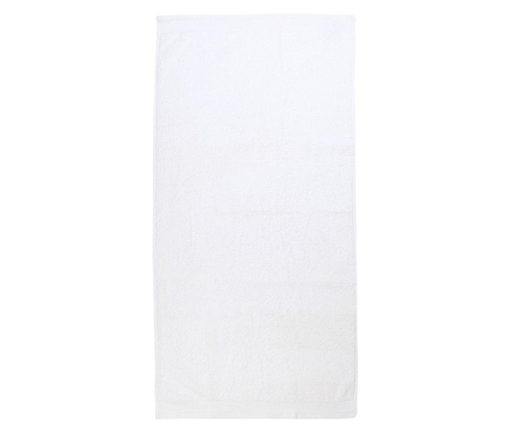 Prosop de baie Delta White 70x140 cm