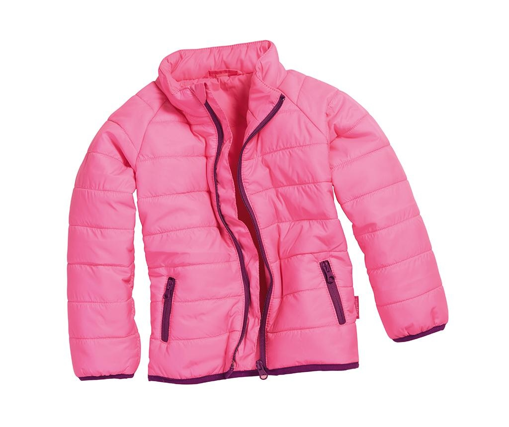 Jacheta copii Quince Pink 10 luni