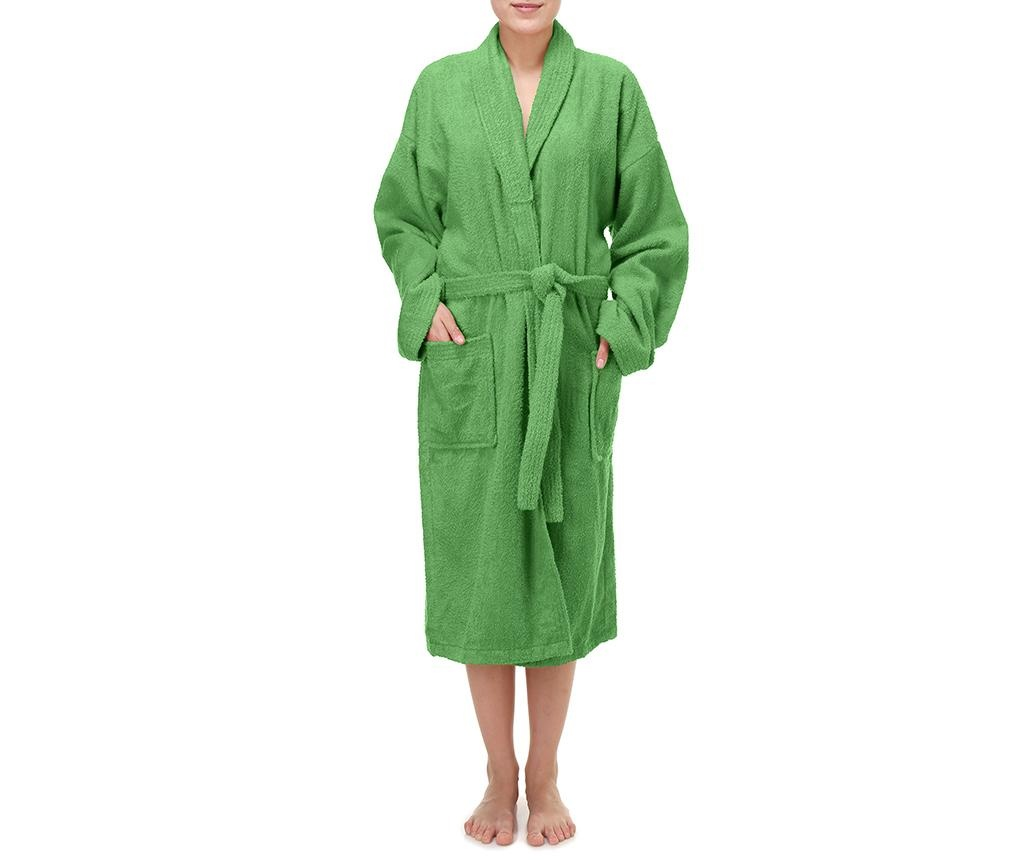 Župan unisex Zoe Apple Green M