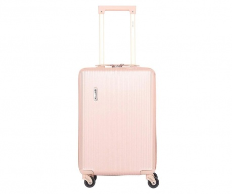 Mayfair Rose Gold Gurulós bőrönd 33 L