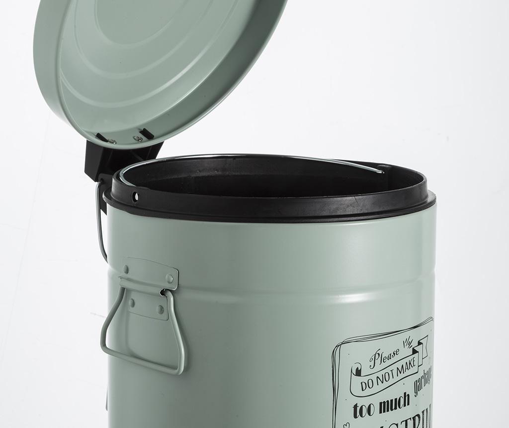 Cos de gunoi cu capac si pedala Dustbin 12 L