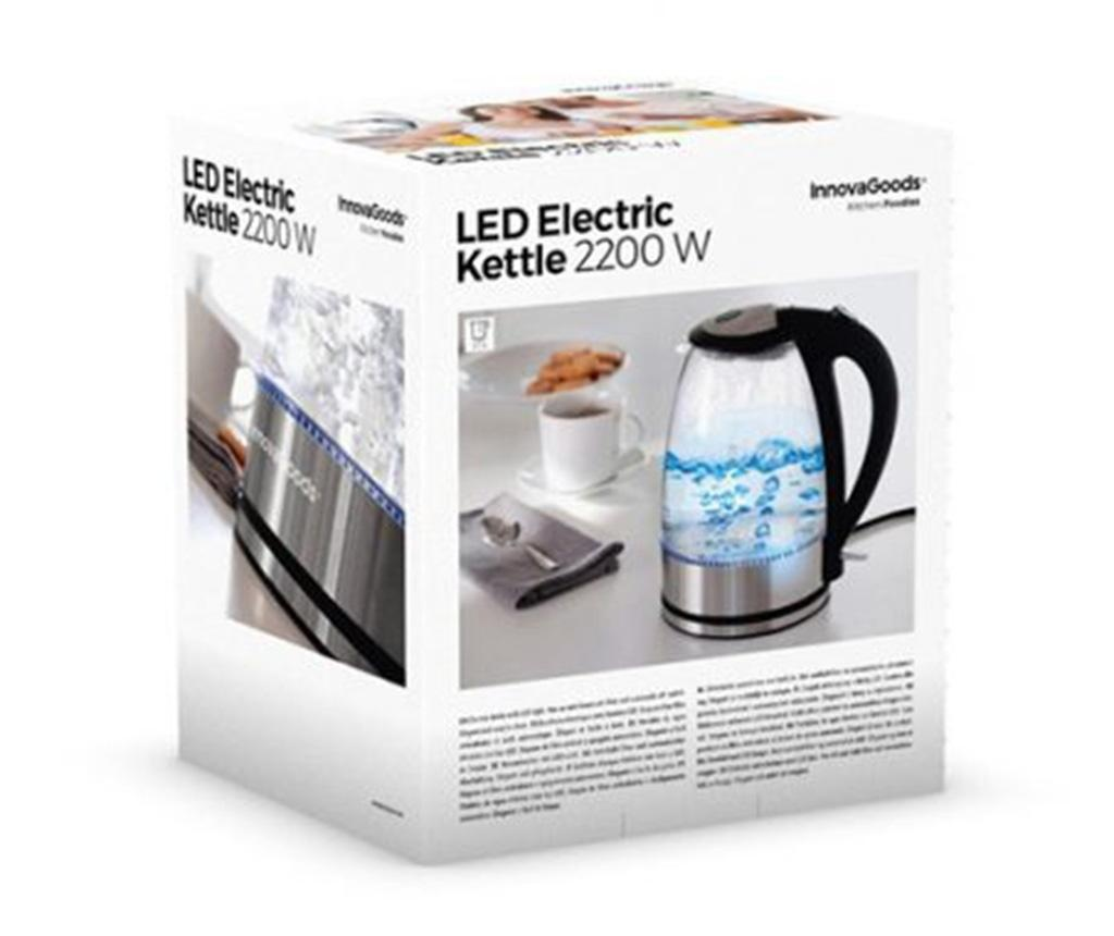 FIerbator electric InnovaGoods Simple 1.7 L