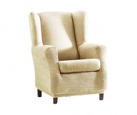Elastična navlaka za fotelju Aquiles Wing Ecru 60-90 cm