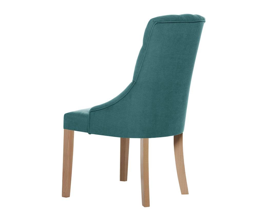 Set 2 stolov Jalouse Maison Chiara Lagune