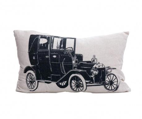 Poduszka dekoracyjna Vintage Car 30x50 cm