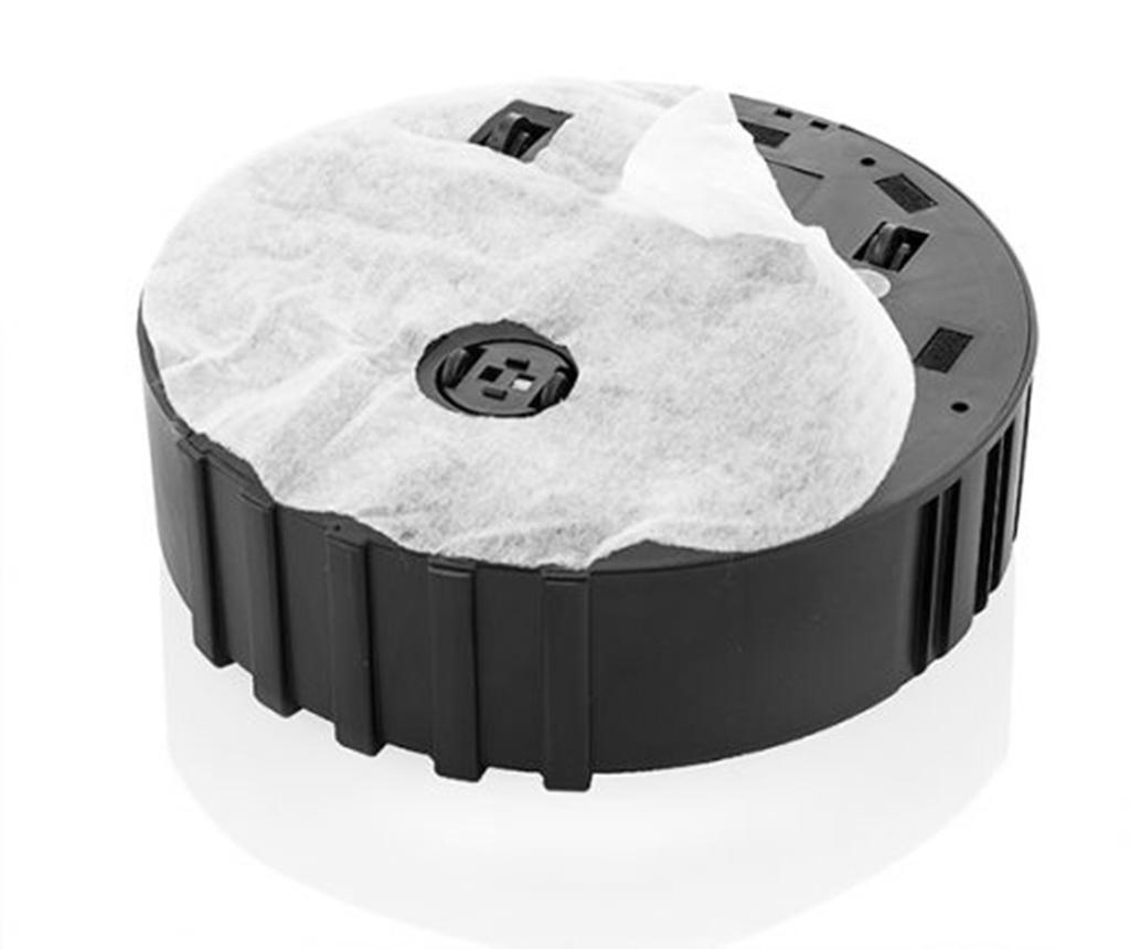 Podlahový vysávač InnovaGoods Cleaner Black