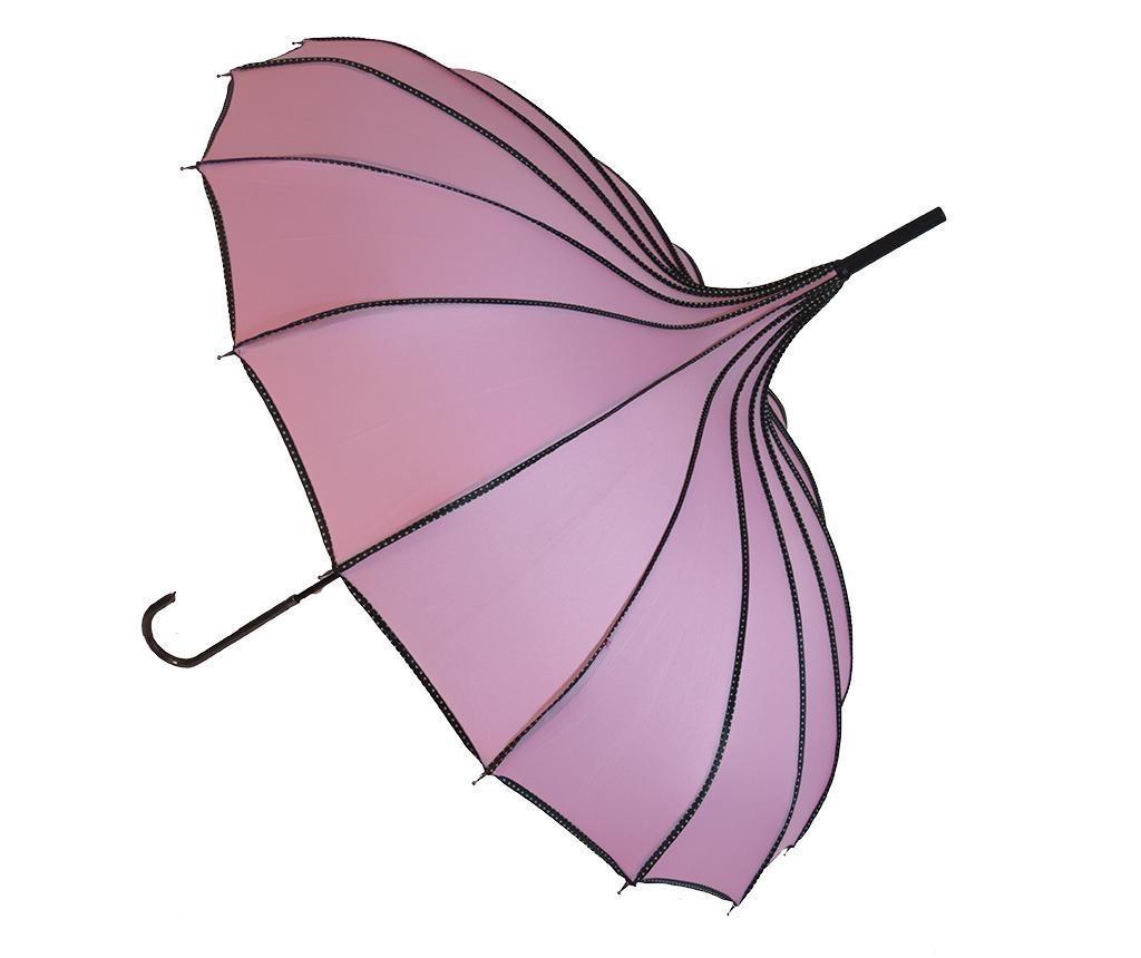 Dežnik Francine Pink