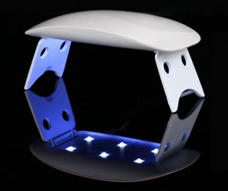 UV lučka za gel manikuro InnovaGoods Mini LED UV