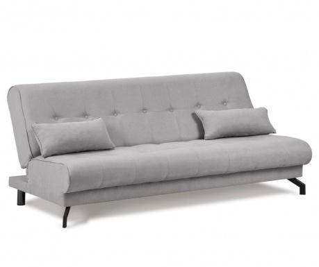 Sofa extensibila 3 locuri Musique Grey