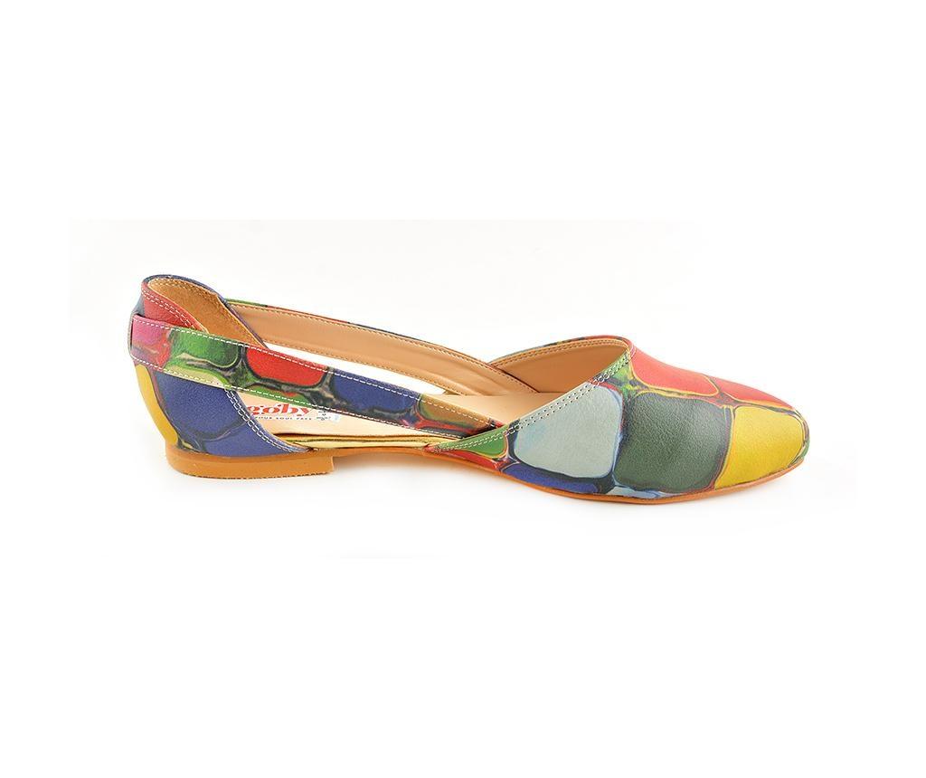 Balerini dama Colored Stones 41