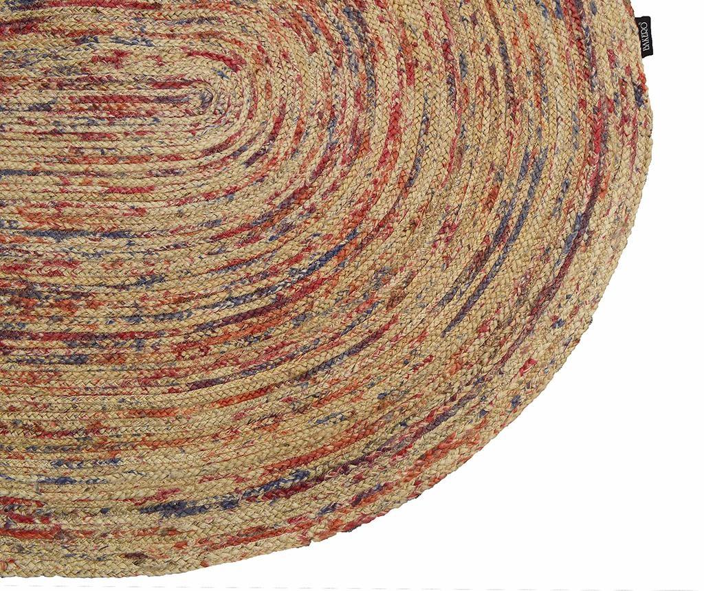 Tepih Roberta Oval Natural & Multi 120x180 cm