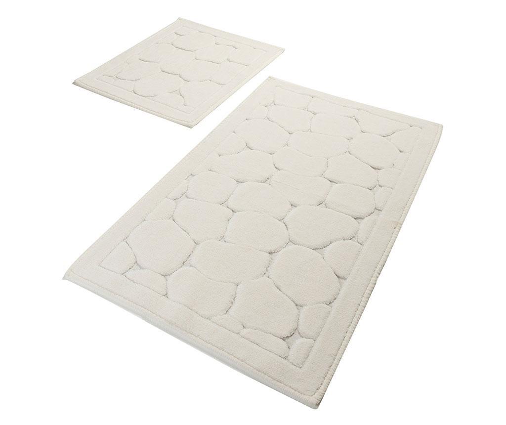 Parma Ecru 2 db Fürdőszobai szőnyeg