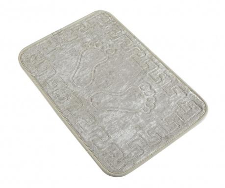 Footprint Ecru Fürdőszobai szőnyeg 40x60 cm