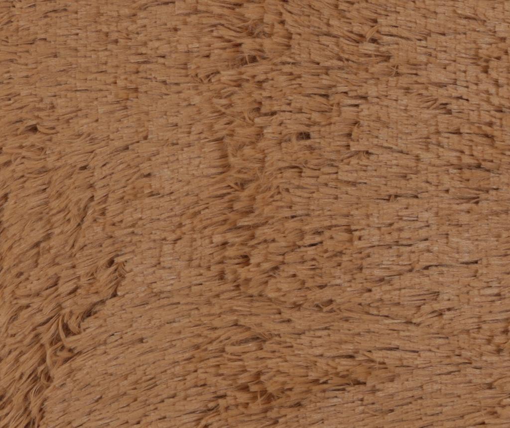 Covor Pelus Brown 75x100 cm