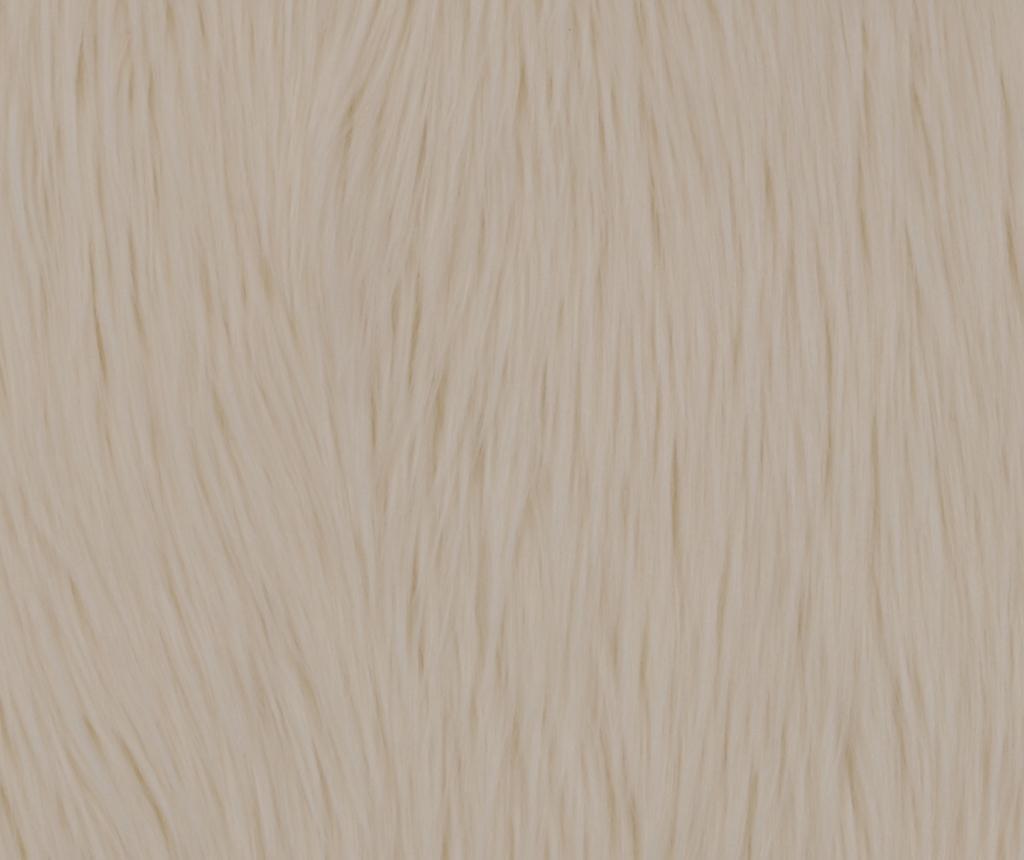 Covor Pelus Cream 75x100 cm