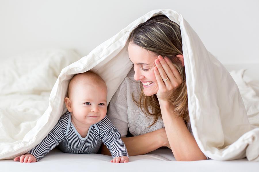 Udobje za starše in najmlajše