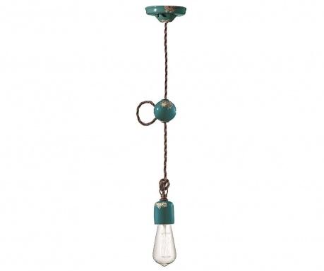 Závěsná lampa Baldwin Green
