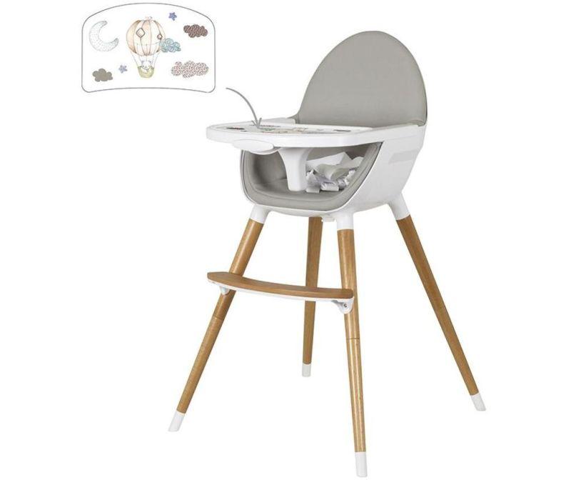 Scaun de masa pentru bebelusi Oso Globo