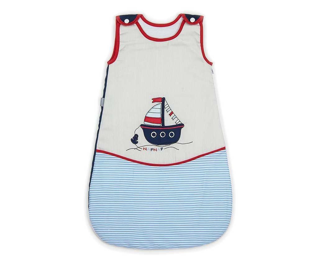 Sac de dormit pentru copii Boat 6-12 luni