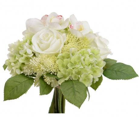 Šopek iz umetnega cvetja Chantilly