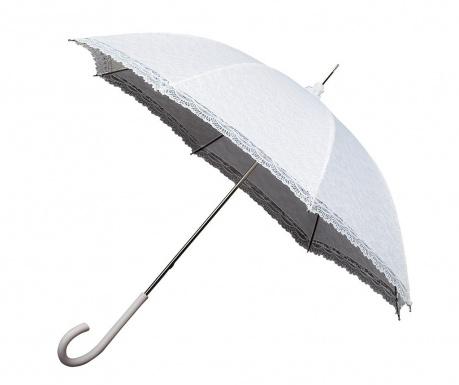 Deštník Falconetti Kasi Lace White
